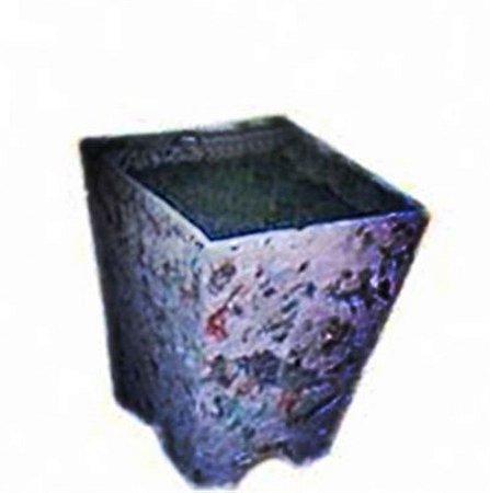 Vaso reciclado ecológico - Grande
