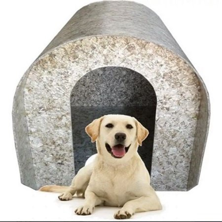 Casinha de cachorro reciclável Iglu N6