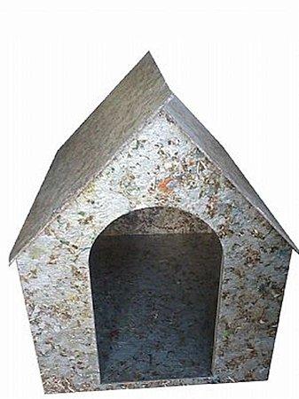 Casinha de Cachorro Reciclável Chalé N6