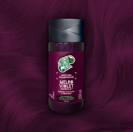 Kamaleão Color - Melro Violet