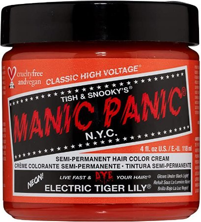 Manic Panic Electric Tiger Lily - Classic