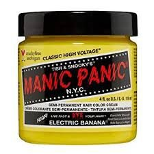 Manic Panic Electric Banana - Classic