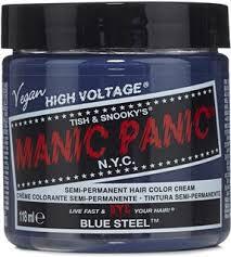 Manic Panic Blue Steel - Classic
