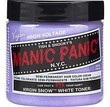 Manic Panic Virgin Snow - Classic