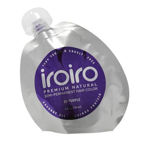 Tinta Semipermanente Iroiro - 20 Purple