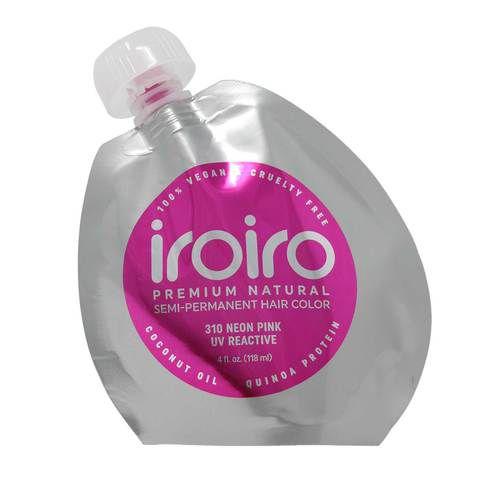 Tinta Semipermanente Iroiro - 310 Neon Pink