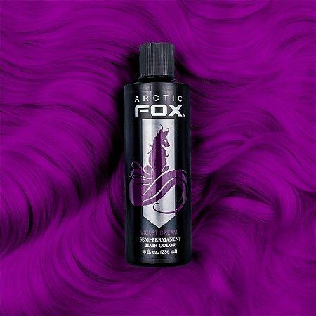 Arctic Fox Violet Dream