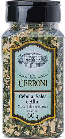 Cebola, Salsa & Alho - 60g