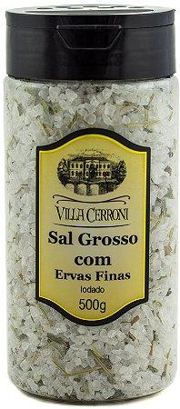 Sal Grosso com Ervas Finas - 500g