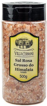 Sal Rosa Grosso do Himalaia - 500g