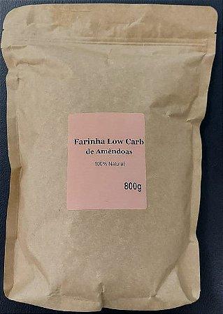 Farinha Low Carb de Amêndoas - 800g