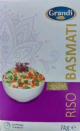 Arroz Basmati Riso - 1kg