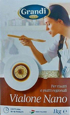 Arroz Italiano Vialone Nano Grandi Riso - 1kg
