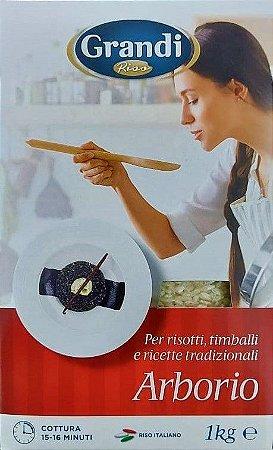 Arroz Italiano Arbóreo Grandi Riso - 1kg