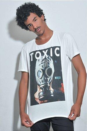 Camiseta Masculina TOXIC CITY