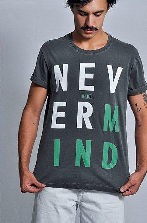 Camiseta Masculina Nevermind