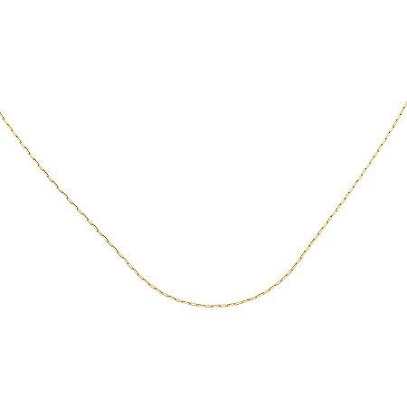 Corrente Cartier em Ouro Amarelo 18K - 50cm