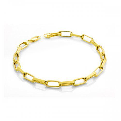 4ec023b161b Pulseira Cartier Em Ouro Amarelo 18K - 750 20cm - RS Metais Joias
