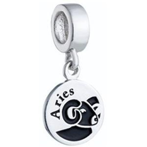 Berloque Signo de Aries em prata 925 - Coleção Dreams
