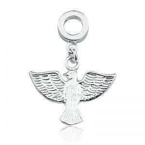 Berloque Espírito Santo em Prata 925 - Linha Dreams