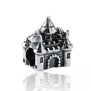 Berloque Castelo da Princesa em Prata 925 - Linha Dreams