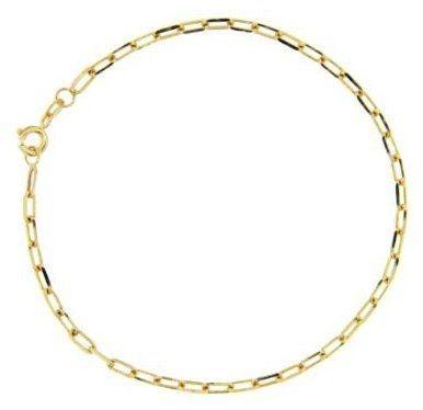 Pulseira Cartier Elos Ovais em Ouro Amarelo 18K