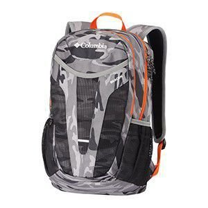 MOCHILA BEACON DAYPACK CHARCOAL CAMO COLUMBIA