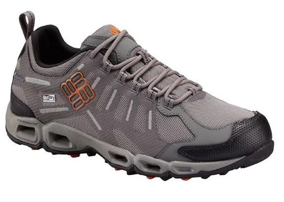 TENIS VENTFREAK OUTDRY  LIGHT GREY M