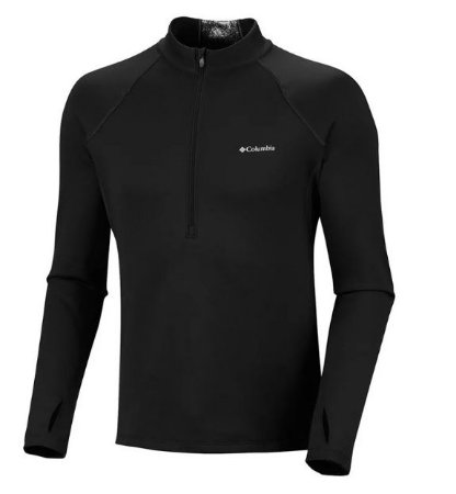 BLUSA BASELAYER EXTREME FLEECE ZIP M COLUMBIA