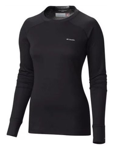 BLUSA BASELAYER HEAVYWEIGHT STRETCH F COLUMBIA