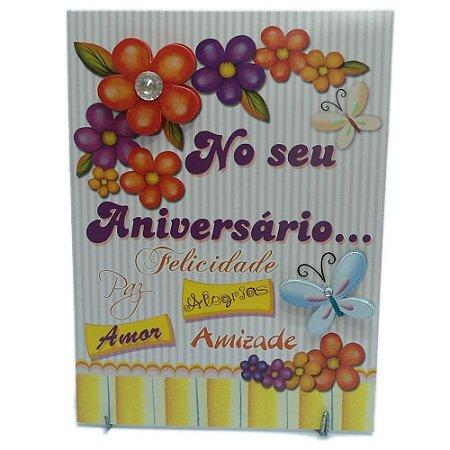 Cartão Aniversário 13x18 - 03