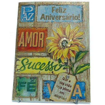 Cartão Aniversário 13x18 - 04