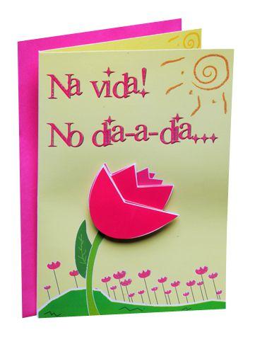 Cartão Pessoas Queridas 11x15 - 02