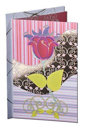 Cartão Pessoas Queridas 11,5 x 17,5  - 01