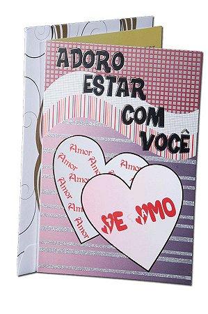 Cartão Amor 11,5 x 17,5  - 06