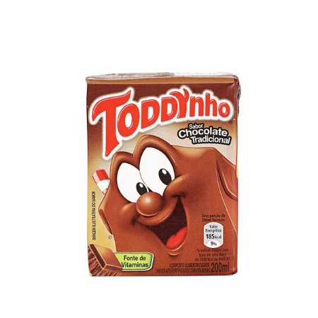 Achocolatado Toddy 200ml