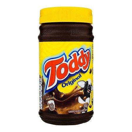 Achocolatado Solúvel Toddy 200gr