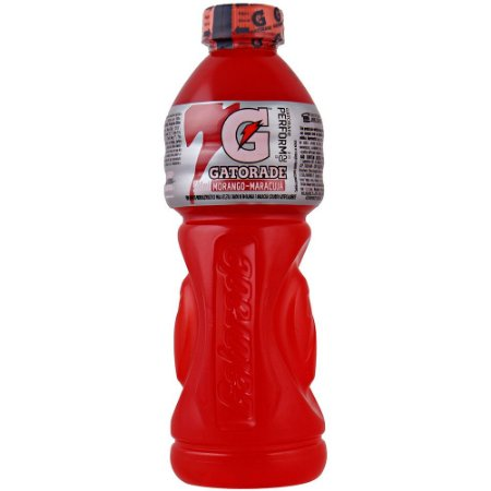 Gatorade Morango 500ml