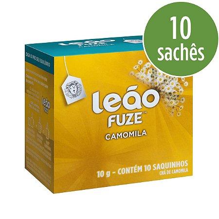 Chá LEÃO Fuse - Camomila - 10 Sachês