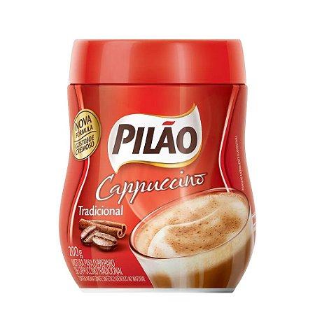 Cappuccino Pilão Tradicional 200gr