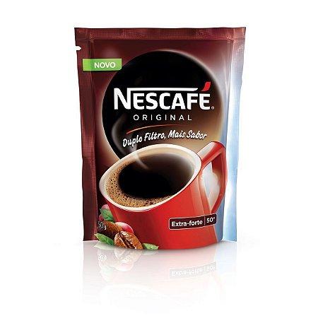 Café Solúvel Original NESCAFÉ Extra Forte Sachê 50g