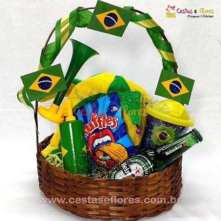 Cesta Vai Brasillll!!!