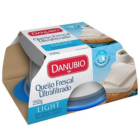 Queijo Minas Frescal Light DANUBIO Pote 250g