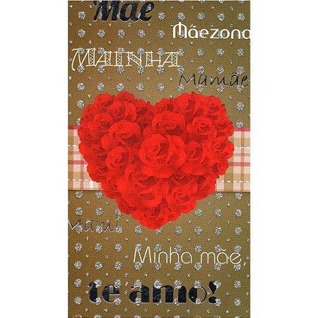 Cartão Dia das MÃES 08 x 11 - 04