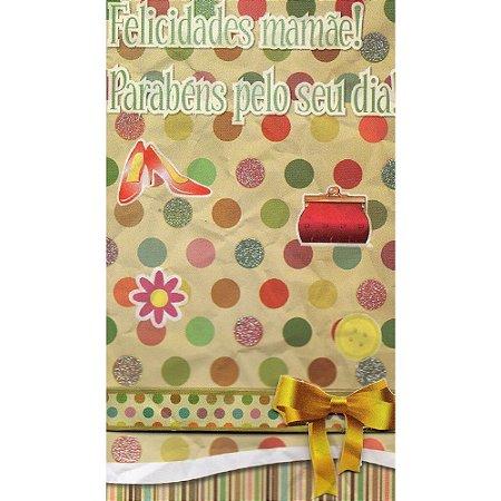 Cartão Dia das MÃES 08 x 11 - 06