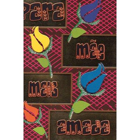 Cartão Dia das MÃES 08 x 11 - 13