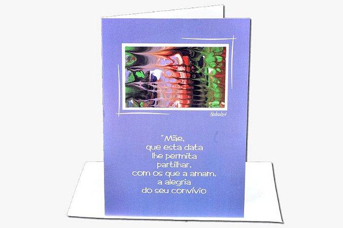 Cartão Dia das MÃES 11x15 - 06