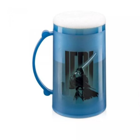 Copo Congelável - Star Wars SW Força JEDI