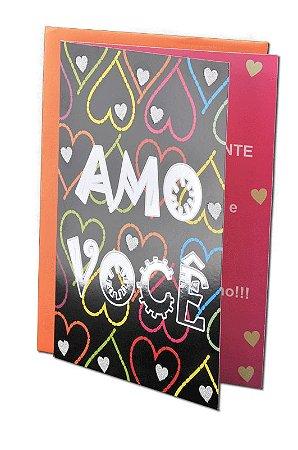 Cartão Namorados - 03