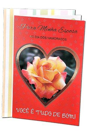 Cartão Namorados - 06